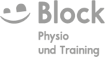 Block Physio und Training - Logo (Grau)